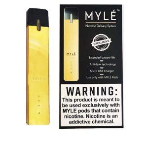Myle Gold Edition New Myle Ultra Portable Pod Kit