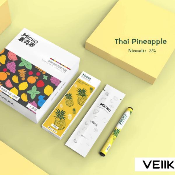 Veiik Micko Disposable Thai Pineapple