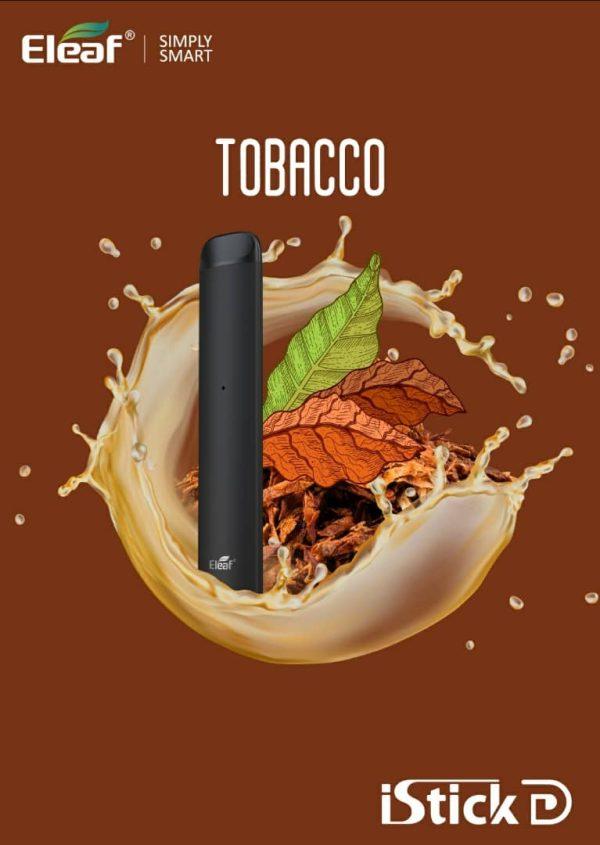 Tobacco Vape Eleaf iStick D Disposable Pod