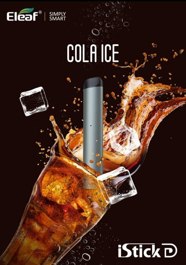 Cola Ice Vape Eleaf iStick D Disposable Pod