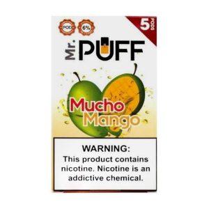 Juul Pod Mucho Mango