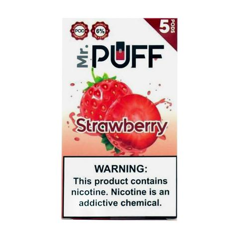 JUUL POD STRAWBERRY