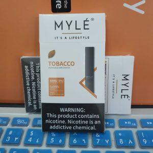 Myle Tobacco Disposable Device New