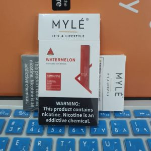 Myle Iced Watermelon Disposables Device