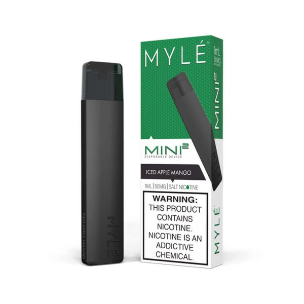 MYLE Mini Kit Iced Apple Mango Disposable Device