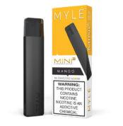 MYLE Mini 2 Mango Disposable Device