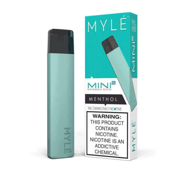 Myle Mini Kit Menthol Disposable Device