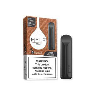 Myle Mini Sweet Tobacco New Disposable Vape Device