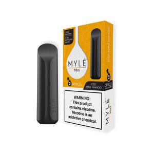 Myle Mini iced Apple Mango Disposable