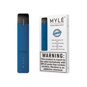 MYLE Royal Blue Vape Device