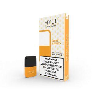 Myle Sweet Mango Vape Magnetic Pods