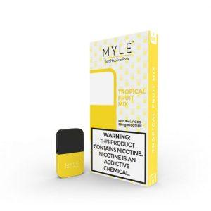 Myle Tropical Fruit Mix Vape Magnetic Pods