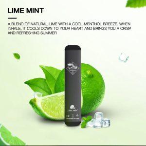 Tugboat V2 Lime Mint Disposable Vape