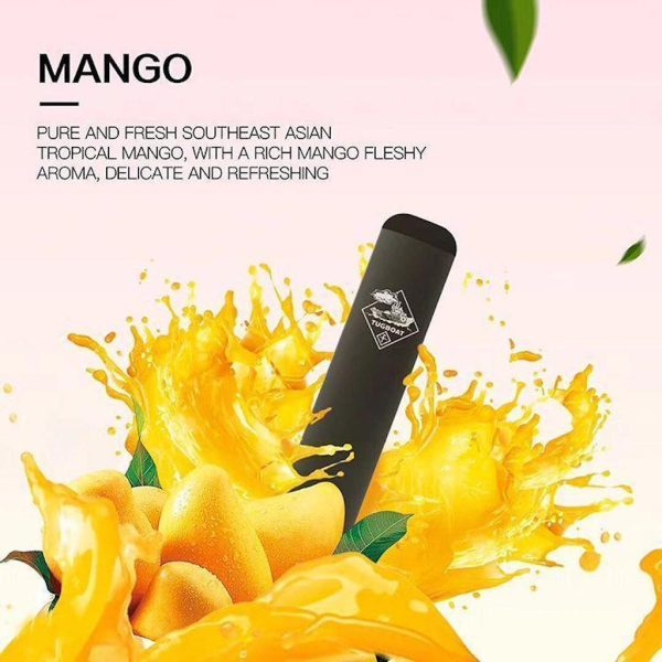 Tugboat 2 Mango Disposable E-cigarette