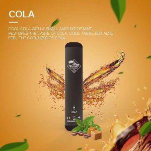 Tugboat 2 Cola Disposable E-cigarette