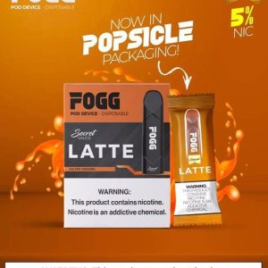 Fogg Latte Disposable Device
