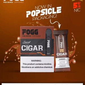 CIGAR FOGG - DISPOSABLE PODS