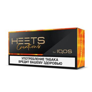 Heets Creation Apricity Limited Edition