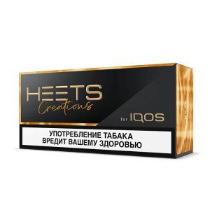 Heets Creation Noor - New Limited Edition Heated Sticks