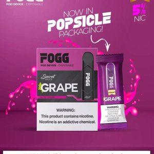 Fogg Grape Disposable Pod