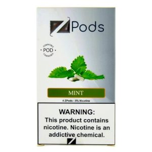Mint Ziip Pods for Juul Devices