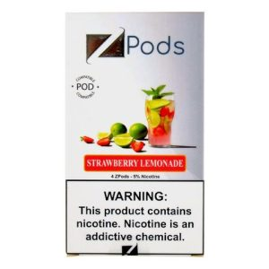 Strawberry Lemonade Ziip Pods For Juul Device