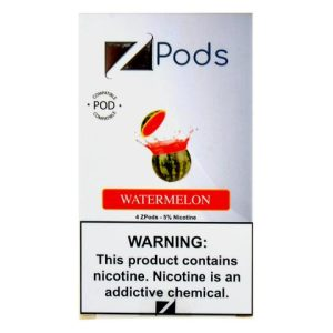 Watermelon Ziip Pods for Juul
