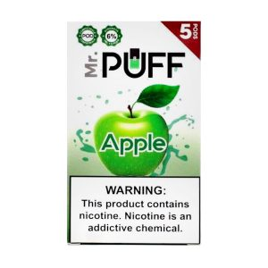 JUUL POD APPLE