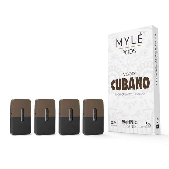 Myle Pod Cubano