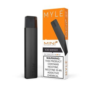 MYLE Mini 2 Iced Mango Disposable Device
