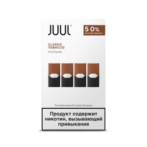 Juul Pod Classic Tobacco 5%
