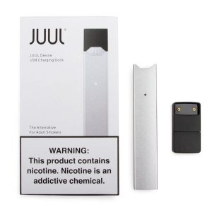 Juul Original Device Silver