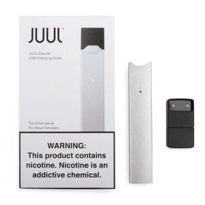 Juul Silver Device Original