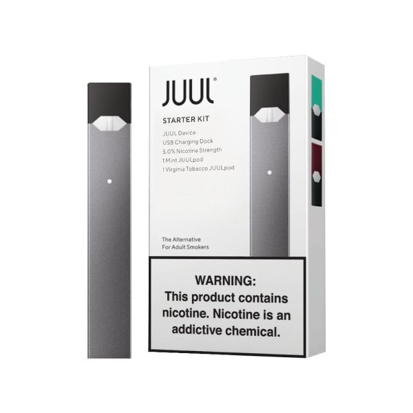 Juul Original Starter Kit From Usa With 2 5% Pods