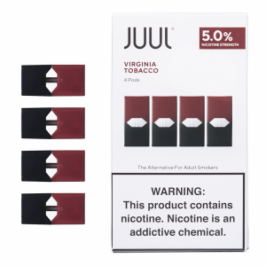 Juul Pod Original Virginia Tobacco