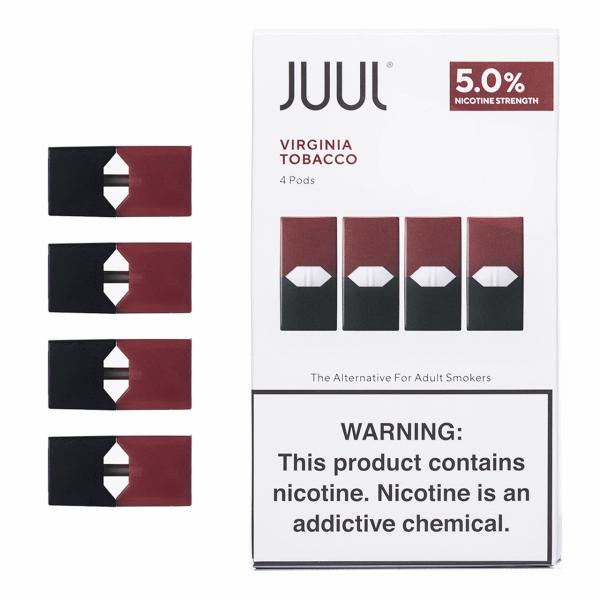 Juul Pod Original Virginia Tobacco