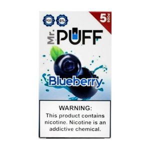 Juul Pod blueberry 6%