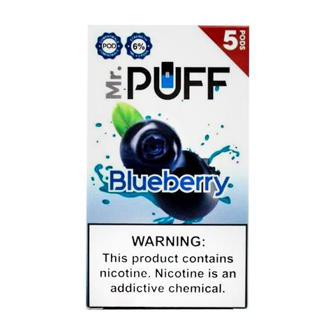 Juul Pod blueberry 6%