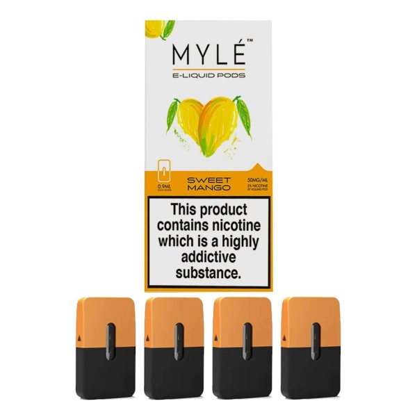Myle Pods Sweet Mango New