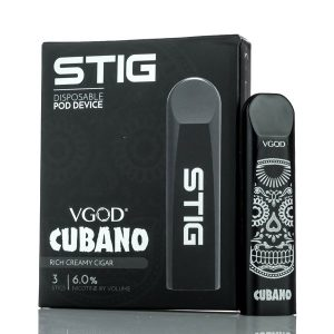VGOD STIG Cubano Disposable Pods