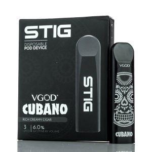 VGOD STIG Cubano Disposable Pods