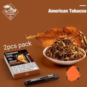 Tugboat V4 American Tobacco