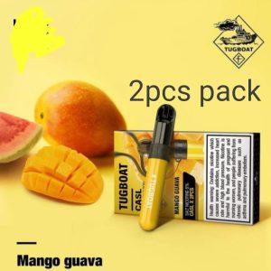 Tugboat V4 Mango Guava Pack of 2