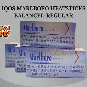 IQOS MARLBORO REGULAR HEATSTICKS BALANCED