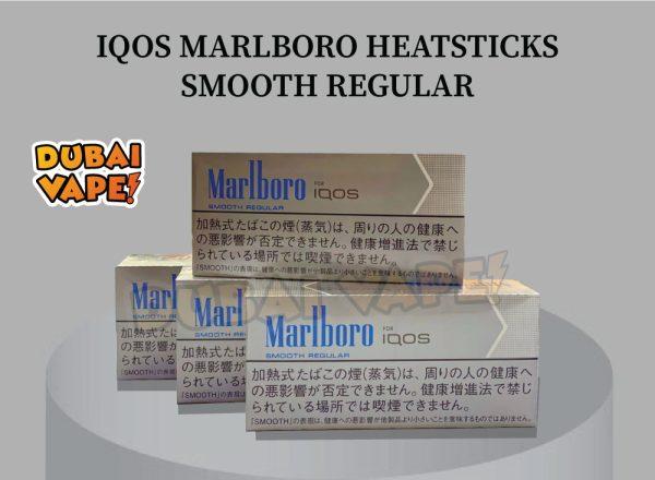 IQOS MARLBORO SMOOTH REGULAR HEATSTICKS