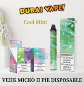 Veiik Micko Π Pie Cool Mint Disposable Vaporizer