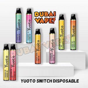 Yuoto Switch Disposable Vape