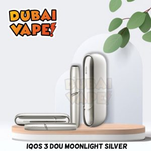 IQOS 3 DOU Moonlight Silver