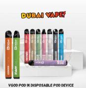 VGOD POD 1K Disposable Pod